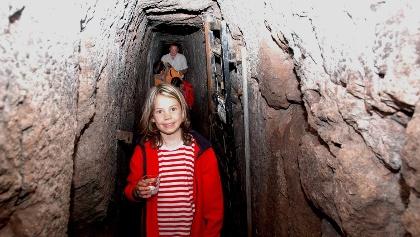 Tropfsteinhöhle Erzenhausen 1
