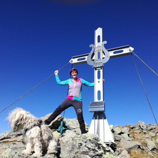 Gipfelkreuz Leitenkopf