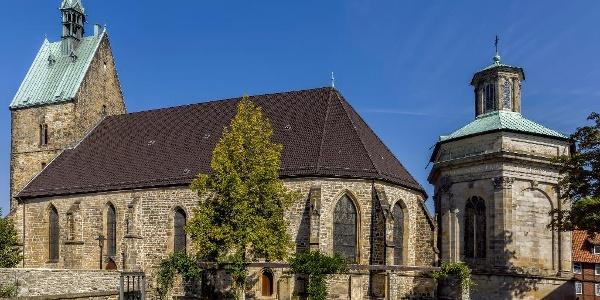 St. Martini-Kirche und Mausoleum Stadthagen