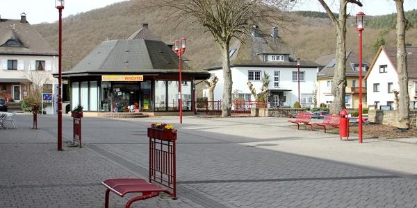 Gemünd Marienplatz