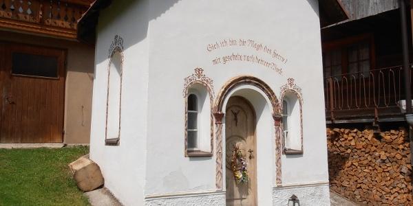 Kapelle Maria Luggau