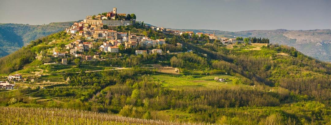 Istrien - quer durch die kroatische Toskana