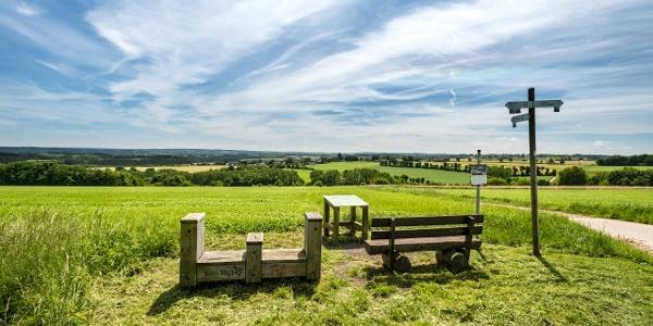 Eifel-Blick Panoramablick