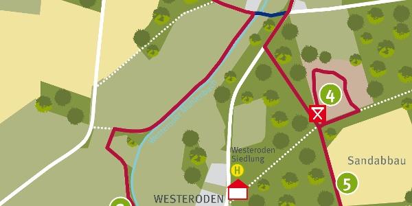 Übersicht TERRA.track Wacholderhain