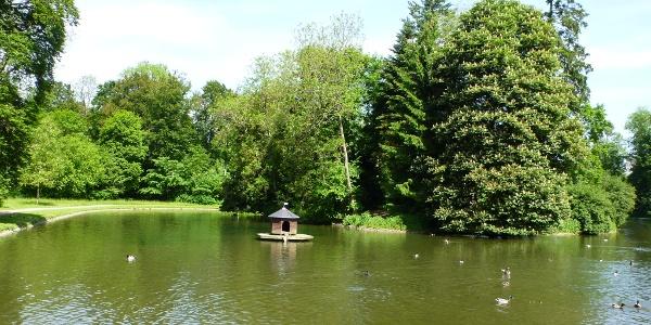 Fürstlich Fürstenbergischer Park, Donaueschingen