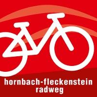 Routenlogo für den Hornbach-Fleckenstein-Radweg