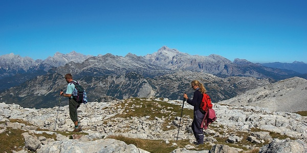 Slovenia mountain trail • Hiking Trail » outdooractive com