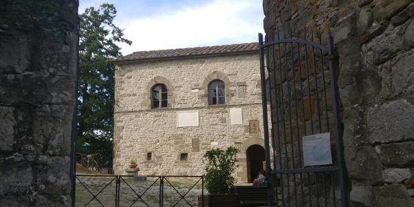 Caprese Michelangelo - Geburtshaus Michelangelos