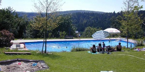 Freibad in Buhlbronn