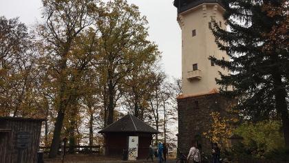 Turm Diana zum besteigen
