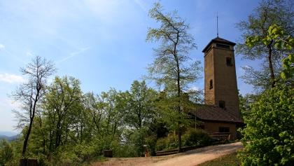 Sonnenbergturm auf dem Sonnenberg.