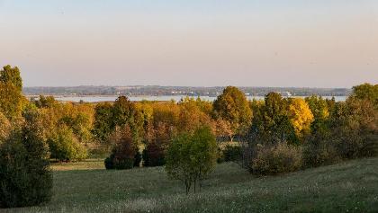 Pákozd-Sukorói Arborétum a Velencei-tó partján