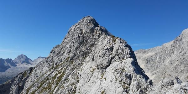 Gipfel des Hohen Gaif mit dem Ostgrat