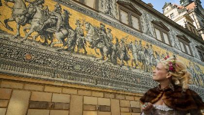 Der Fürstenzug Dresden