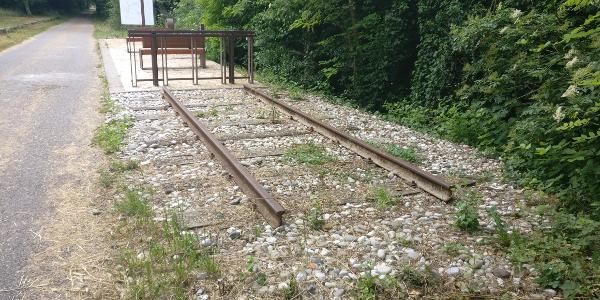 Alte Bahntrasse von Treviso nach Camposanmpiero