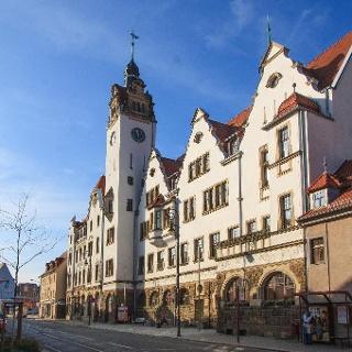 Rathaus Freital-Potschappel