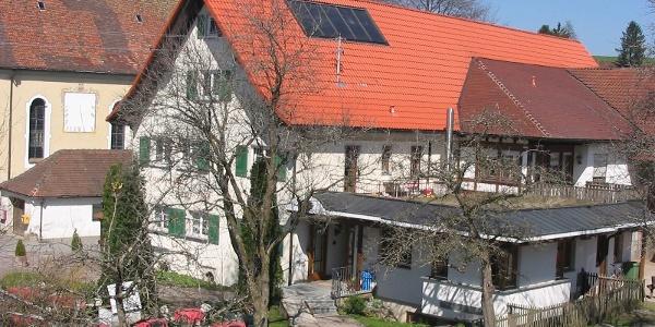 Hausansicht Landgasthof