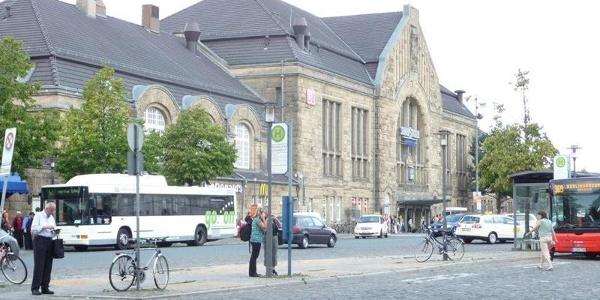 Bahnhof Bielefeld Hbf