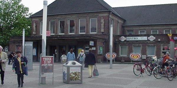 Bahnhof Rheine