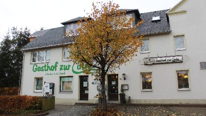 Gasthof Zur Linde in Ebersgrün