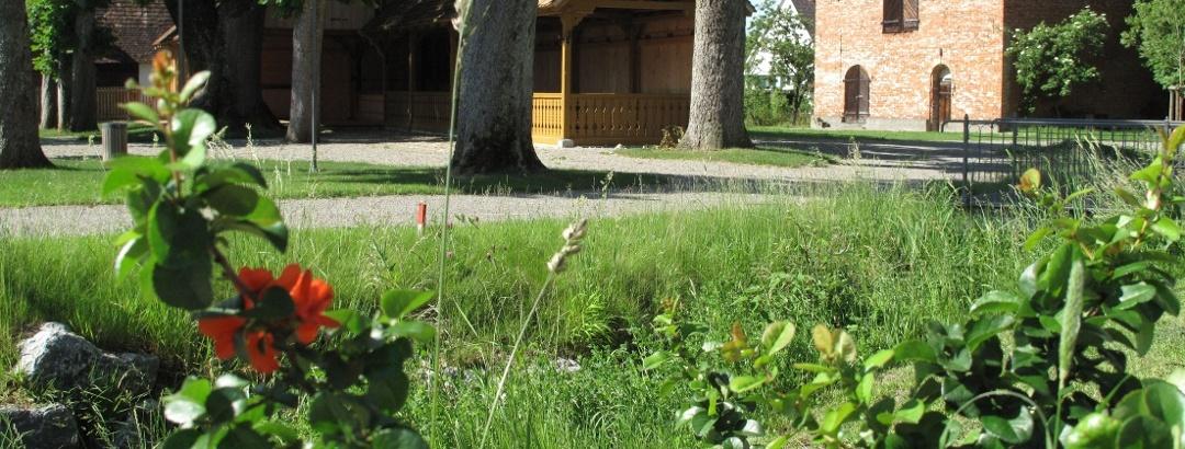 Historische Holzkegelbahn Salem-Weildorf