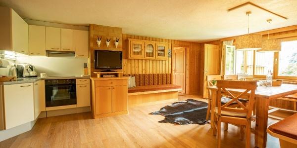 _Wohnküche Ferienwohnung