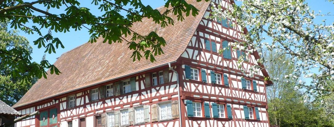 Happenmühle bei Hohenbodman
