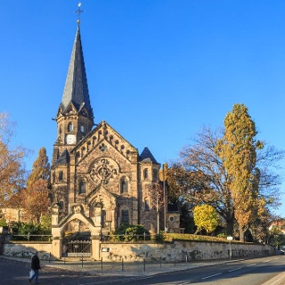 Lutherkirche Döhlen
