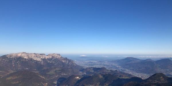 Ausblick Untersberg
