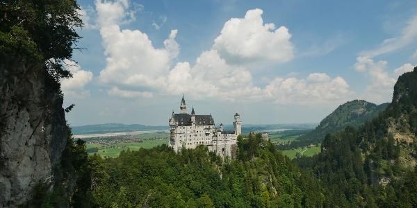 Schloss Neuschwanstein Schloss Outdooractive Com