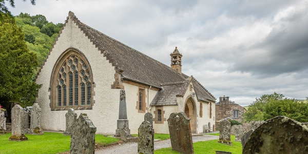 Fortingall Church