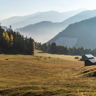 Staderas - Val Gronda - Salums - Laax