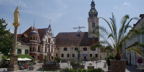 Hartberger Hauptplatz