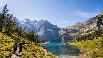 Swiss Trails: Bernese Oberland & The Valais