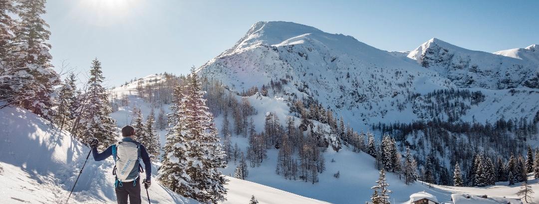 Skitour zum Schneibstein