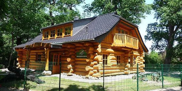 Weißewarte, Infozentrum am Wildpark