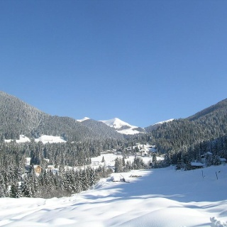 Inverno in Val Campelle