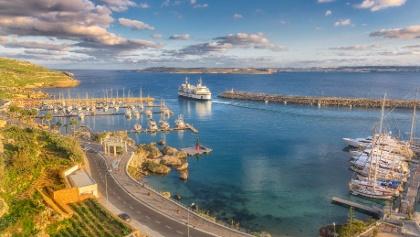 Küste auf Malta