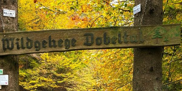 Wildgehege Dobeltal