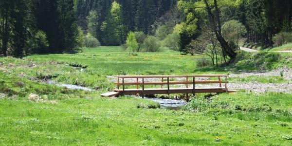 Brücke über die Wadrill