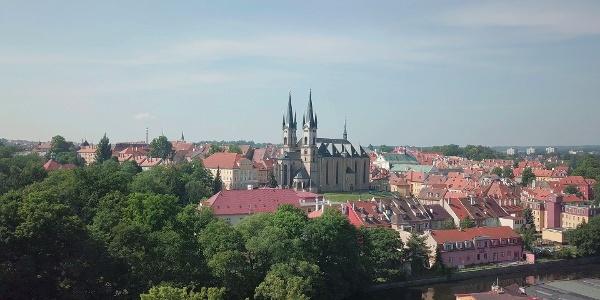 Die Stadt Eger / Cheb