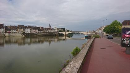 Altstadt in Chalon
