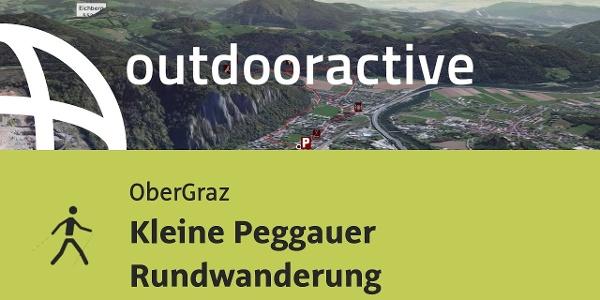 Nordic Walking Tour in Graz und Umgebung: Kleine Peggauer Rundwanderung