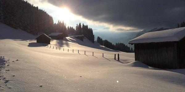 fritzasee-bartholomaeberg-montafon-winter