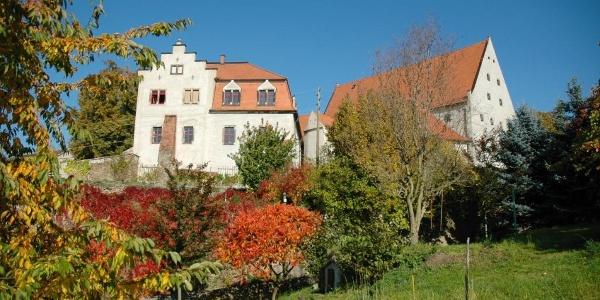 Schloss Batzdorf Außenansicht