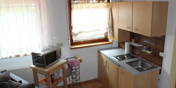 Küchenzeile Fewo Lana