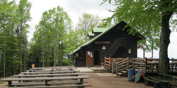 Die Grüntalkogelhütte