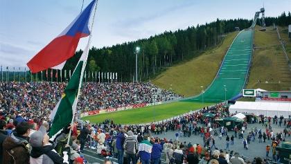 SommerGrandPrix an der Sparkasse Vogtland Arena