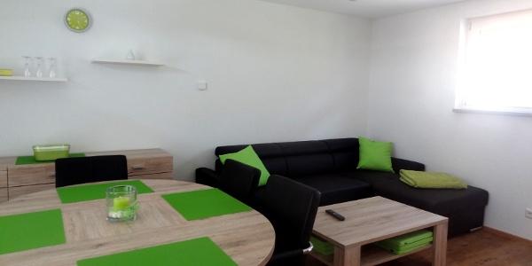 Wohnbereich Wohnung 2