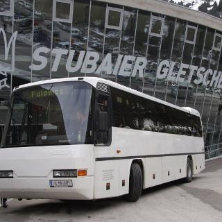 Bushaltestelle Mutterberg